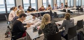 Bild zum Weblog Neues Konzept: Expertin/Experte in 5 Semestern