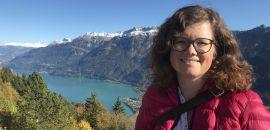 Bild zum Weblog «TOP OF EUROPE»: Yvonne Haude-Bangerter