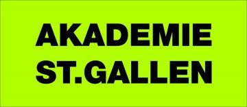Logo von Akademie St. Gallen